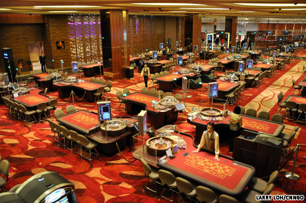 Poker room marina bay sands